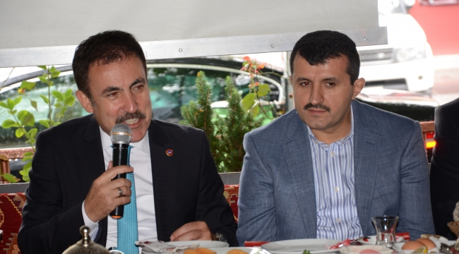 AHİD Yönetimi Kahvaltılı Toplantıda Bir Araya Geldi