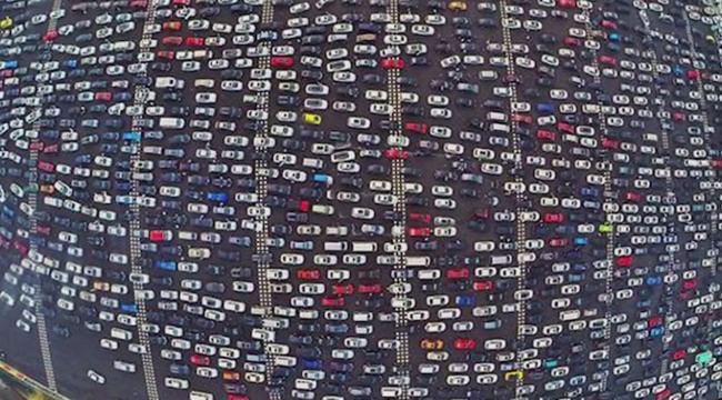 Ankara'da Günün Trafik Özeti (Temsili)