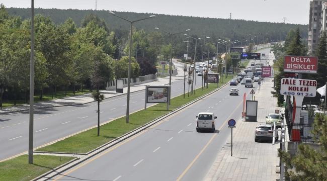 Ankara'nin Gözde Bulvarı 8 Şerit Olacak