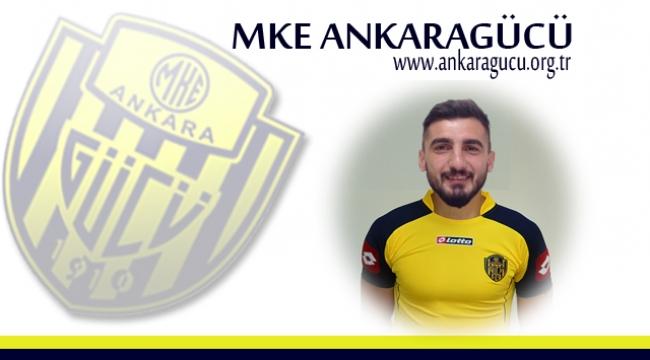 Ankaragücü'nde Bir Transfer Daha!
