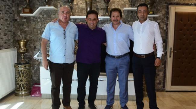 TSYD'den Ankaragücü'ne Ziyaret