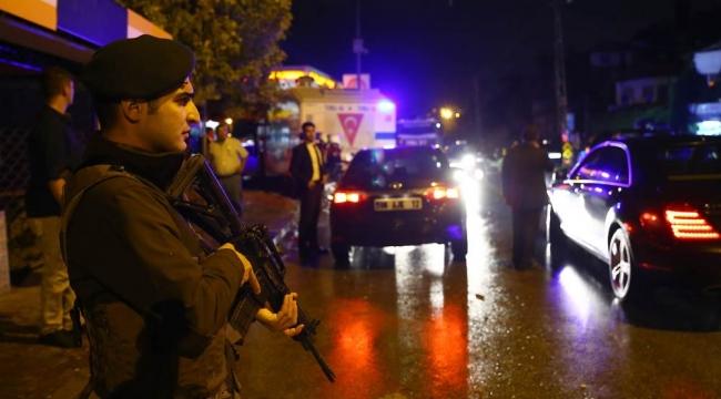 Ankara'da 1000 Polisle Huzur Operasyonu