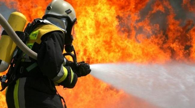 Ankara'da Seyir Halinde Olan Otomobil Alev Topuna Döndü