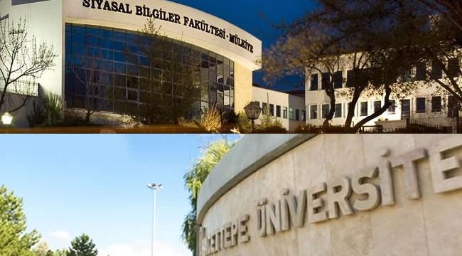Ankara'da Hangi Üniversite Kaç Personel Alacak?