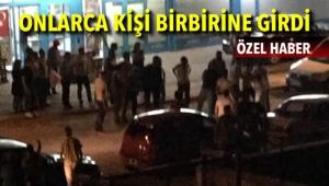 Ankara'da ŞOK Kavga! Silah, Demir Sopa, Kesici Alet, Onlarca Kişi...