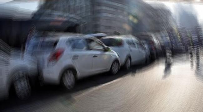 Ankara'da Zincirleme Trafik Kazası: 6 Araç Birbirine Girdi