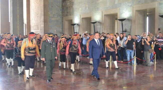 Atatürk'ün Ankara Hemşehriliği 94. Yılında Kutlandı