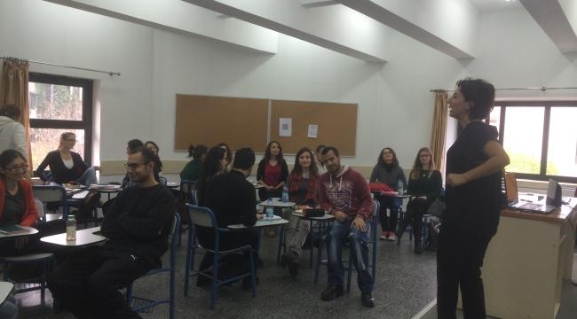 Dr. Pelin Kohn: ''Üniversitede 'Asansör Konuşması' Eğitimi Çok Önemli''