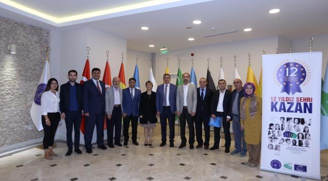 Kazan'da ''Yuvarlak Masa'' Toplantısı