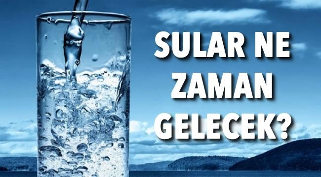 DİKKAT! Ankara'nın Büyük İlçesinde 7 Saat Su Kesintisi