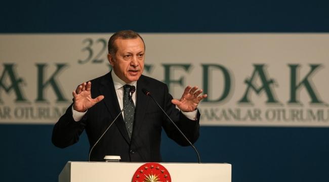 Erdoğan: ''FETÖ Sızdığı Tüm Ülkeler İçin Tehdittir''