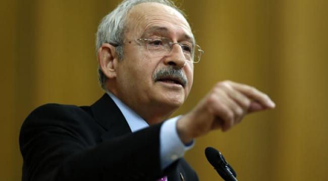 Kılıçdaroğlu: ''Başkanlık Bir Rejim Tartışmasıdır''