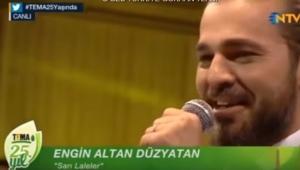 TEMA Vakfı İçin Engin Altan Düzyatan'dan ''Sarı Lalaler''