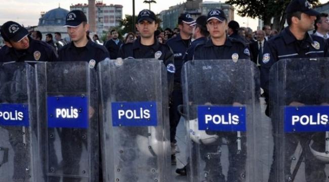 Ankara'da Yılbaşı Gecesi Yoğun Güvenlik Önlemleri