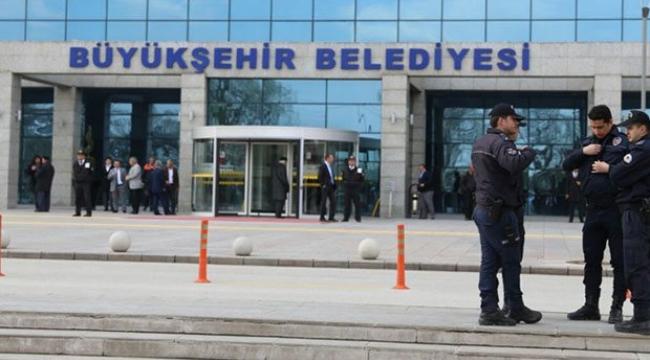 Büyükşehir Binası İçinde Yeni Hizmet Bürosu Açıldı
