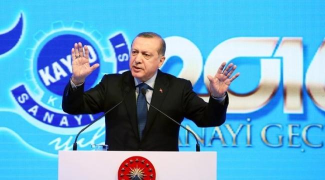 Erdoğan: ''Bir Devletin Asıl Gücü İnsandır''
