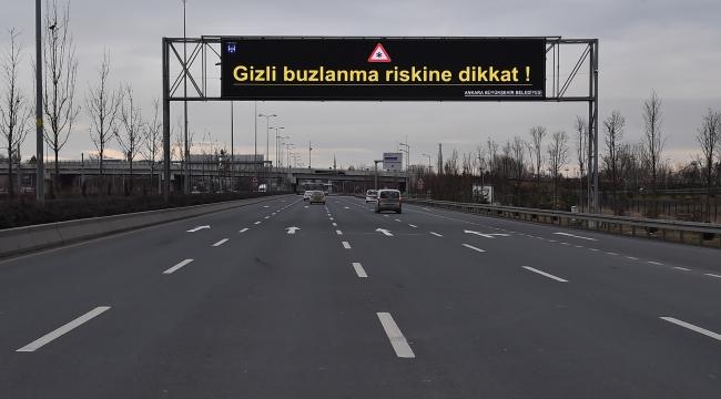 Büyükşehir'den Yollara ''Ledli Trafik Bilgilendirme Ekranları''