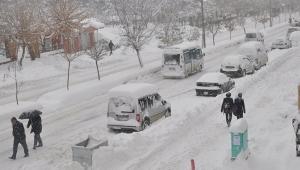 DİKKAT! Kar Yağışı Sürecek mi? İşte Ankara'da Hava Durumu
