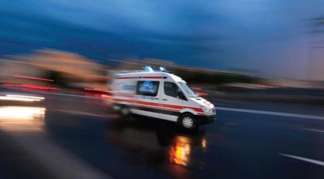 Faciadan Dönüldü! Ankara'da Otomobil İle Halk Otobüsü Çarpıştı