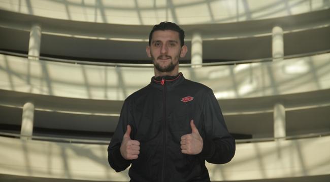 Gençlerbirliği Yeni Transferi Agon Mehmeti: ''Forma İçin Savaşacağım!''
