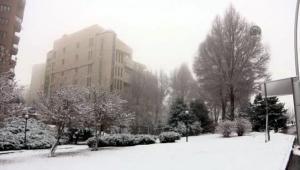 Kar Yağışı Bitiyor mu? Sıcaklıklar da Düşüş Var! Ankara'da Hava durumu...