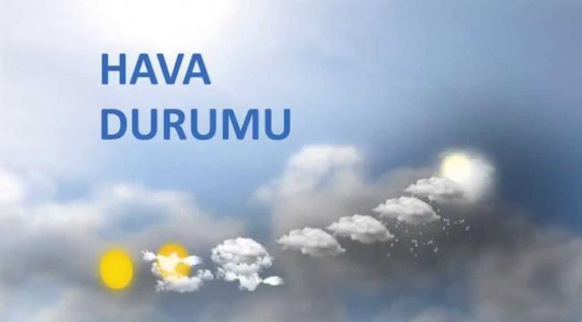 Meteoroloji Açıkladı! Mersin'de Hafta Sonu Hava Durumu...