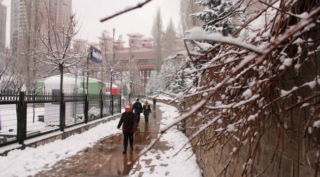 Meteoroloji AÇIKLADI... Saatlik Kar Yağışı Tahminleri! Okullar Tatil Olur Mu? İşte Ankara'da Hava Durumu