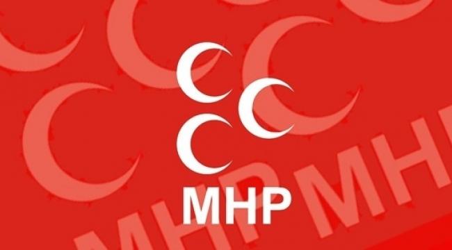 MHP İl Başkanlığı'nda Deprem! Yeni Anayasa Desteği İstifa Getirdi