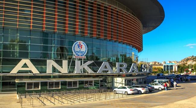 Ankara Arena'da Binlerce Polisle Yoğun Güvenlik Önlemleri