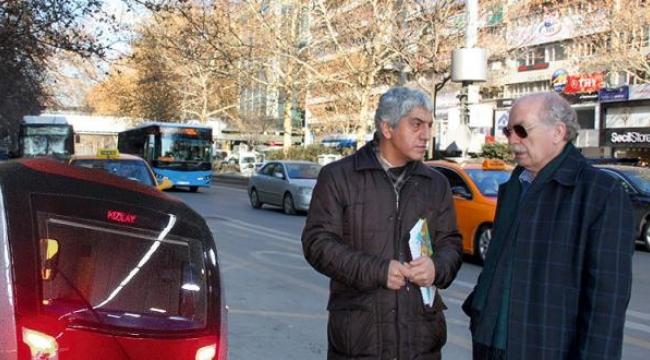 Ankara'da Metro'nun Yüzde 20'si Kullanılıyor!