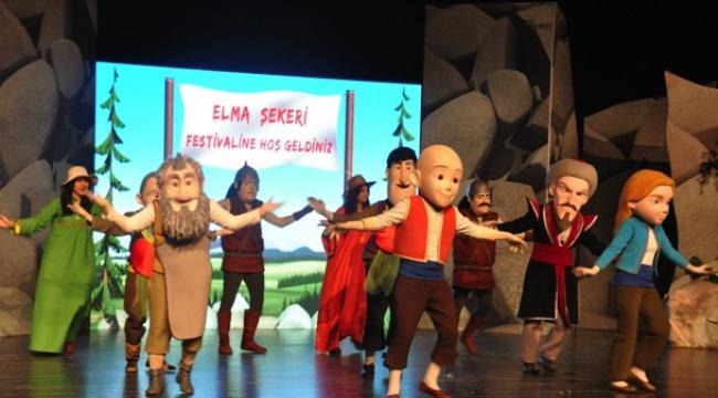 Ankara'da Muhteşem Gösteri ''Keloğlan Masalları Müzikali 1 - Elma Şekeri Festivali''