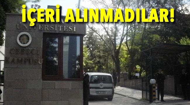 Ankara Üniversitesi'nden İhraç Edilen Akademisyenlere Ambargo