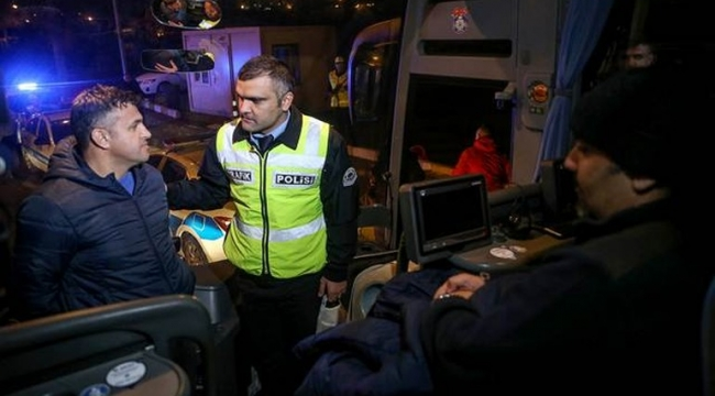 BAŞLADI! ilk Uygulama Ankara'dan İstanbul'a...