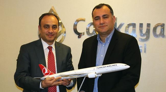 Çankaya Belediyesi Türk Hava Yolları İle Protokol İmzaladı