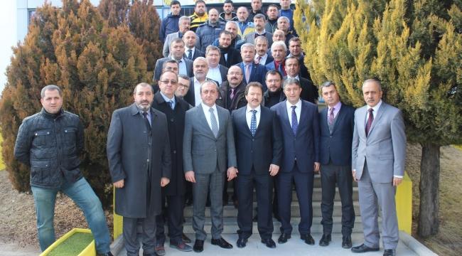 Fatih Çetinkaya: ''Ankaragücü Asla Yalnız Bırakılmayacak''