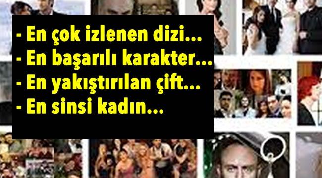 Türkiye'nin Dizilere Bakışı İncelendi! İşte Sonuçlar...