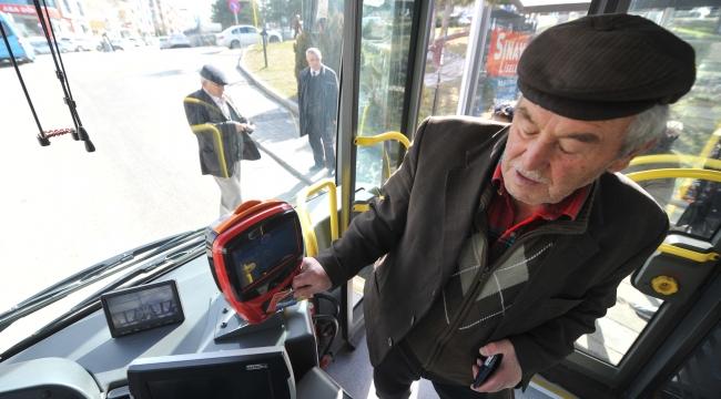 65 Yaş Üstü Yolcu İçin Kart Anonsu Hakkında EGO'dan Açıklama