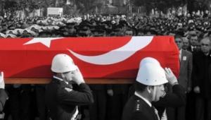 ACI HABER! Ankara'ya Uzman Çavuş Serkan Dökmeci'nin Şehit Ateşi Düştü