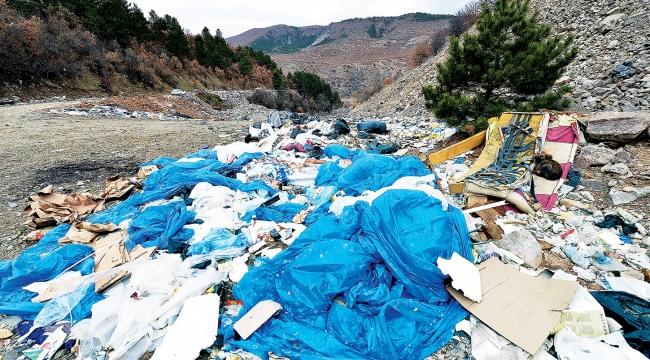 TAŞINIYOR! Ankara'da İlçe Çöplükleri Tarihe Karışıyor