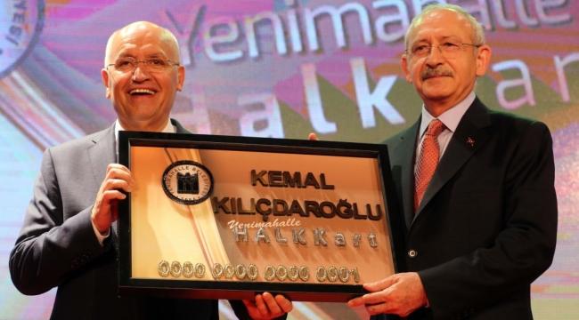 Yenimahalle'de Kılıçdaroğlu'nun Katılımı İle Görkemli Festival