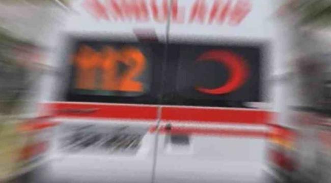 Ankara'da Kaza Yapan Minibüs Bahçe Duvarına Çarptı: 5 Yaralı