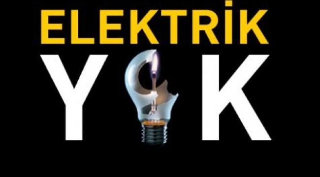BÜYÜK KESİNTİSİ! Ankara'da Yeni Haftada 13 İlçe Karanlıkta Kalacak