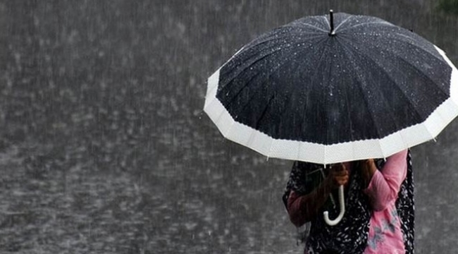 DİKKAT! Sağanak Yağışlar Başlıyor...(7-11 Nisan) İşte Konya'da Hava Durumu...