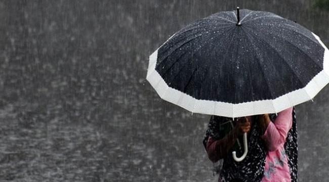 DİKKAT! Sağanak Yağışlar Başlıyor...(7-11 Nisan) Mersin'de Hafta Sonu Hava Durumu...