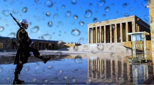 ŞEMSİYELERİNİZİ ÇIKARIN! Ankara'da Yağışlı Günler... İşte Hava Durumu