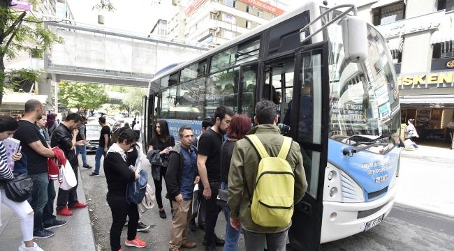 BAŞLIYOR!  ÖTA'larda ''Ankarakart'' Dönemi