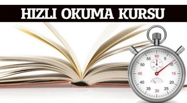 Hızlı Okuma Kursu Ankara'da 3Bilgi Tarafından Yapılıyor
