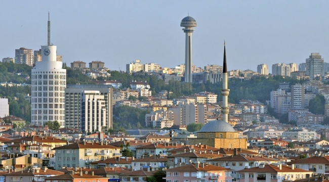 İllere Göre Tek Bir Hanede Yaşayan Kişi Sayısı Açıklandı! İşte Sıralamada Ankara'nın Yeri...