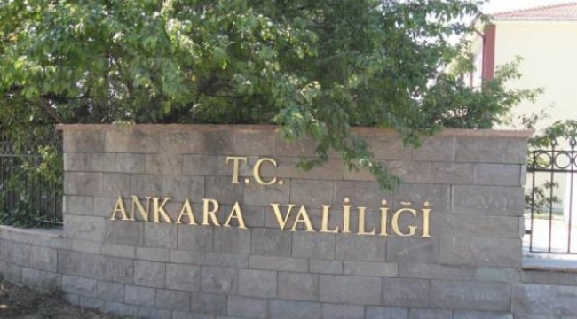 Ankara Valiliği'nden CHP Yürüyüşü Açıklaması! İşte Kapanan Yollar...