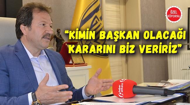 Ankaragücü Başkanı Mehmet Yiğiner'den Gündeme Dair FLAŞ Açıklamalar